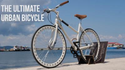URBANIZED Bikes - лятно видео